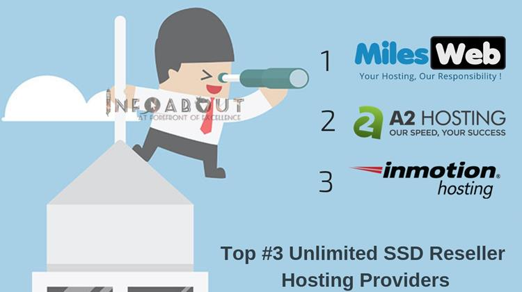 Top #3 Best Cheap Unlimited SSD Reseller Hosting Providers
