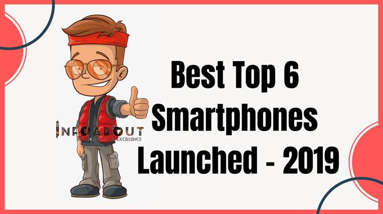 Best SmartPhones Launched in India 2019-20