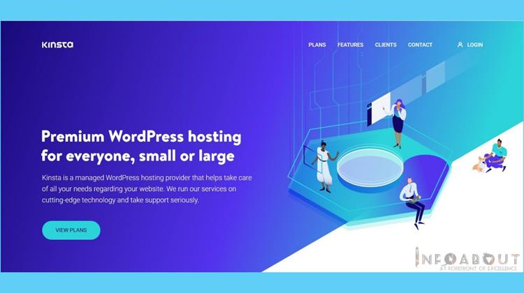 kinsta Fully managed wordpress hosting powered by Google Cloud Platform, Ultimate speed, Free migrations, Secure like Fort Knox, daily backups, Pro-active WordPress experts at your service, Designed with beginners in mind and packed with advanced features, Always running, monitored, and scaling on-demand