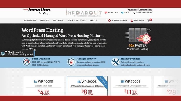 inmotion ssd managed wordpress hosting service plan and Launch in just 2 Business Days reliable web hosting, a consumer protection agency that reviews the integrity and performance of businesses in the US and Canada
