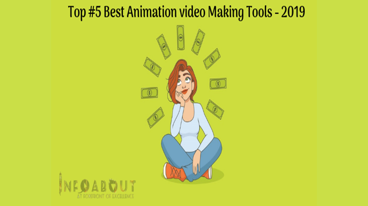 #5 Best Animation Video Making Tools Hike Business Revenue