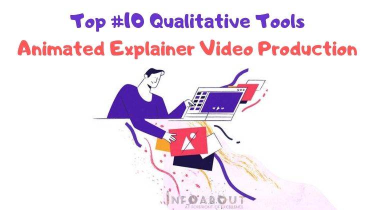 Top #10 Animated Explainer Videos Production Tools