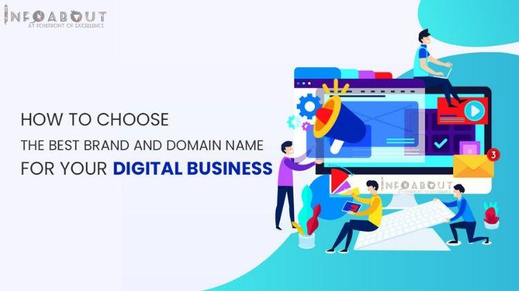Best Brand Domain Name for Business | How to Choose it?