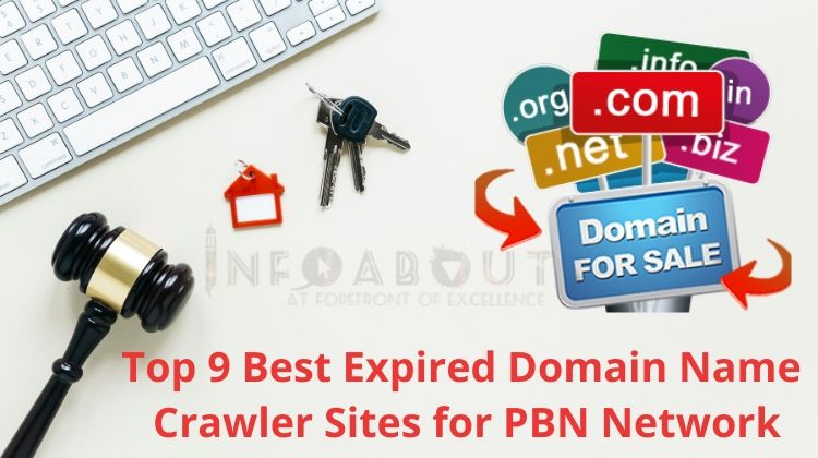 Expired Domain Name Crawlers for PBN Network