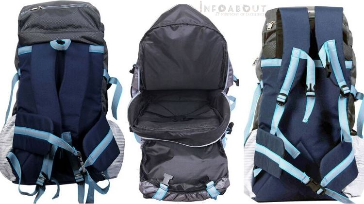 polestar rocky polyester rucksack backpacks bags online amazon price quality reviews college leather ladies laptop bags sacks for camping in india