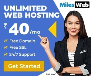 Milesweb wordpress hosting shared hosting best cheapest web hosting service provider