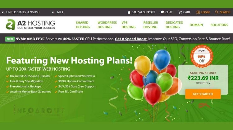 ultimate web hosting linux package promo code free cpanel unlimited bandwidth best free linux control panel manager price deal offer A2 hosting black friday