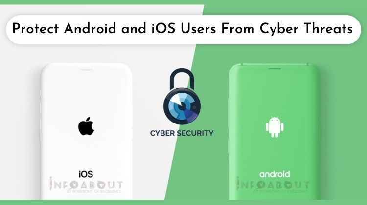Protect Android and iOS Devices From Cyber Threats