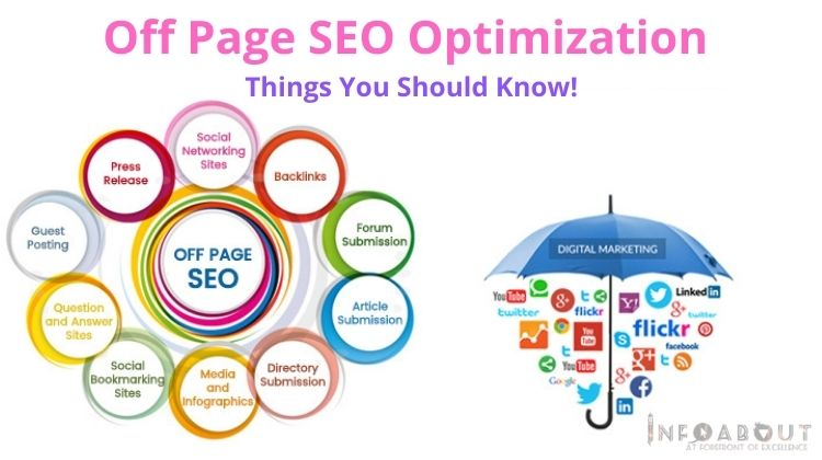 Off Page SEO Optimization Things You Should Know!