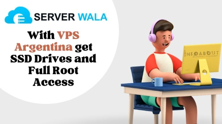 VPS SSD Drives Argentina | Full Root Access